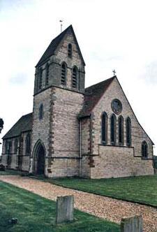 St. George, Newbold Pacey (Warwicks.)