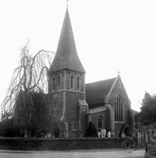St. Peter's, Hersham (Surrey)