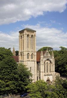 St Stephens Exterior