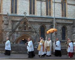 Corpus Christi Procession June 2006